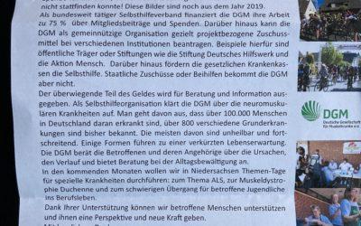 Deutsche Gesellschaft für Muskelkranke e.V. (DGM)